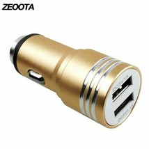 USB Car Charger Dual-Ports 3.1A Rapid Smart USB Car Charger Power Adapte... - $20.20
