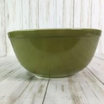 Pyrex Verde Green #4034 Mixing Bowl 4 QUART - $23.33
