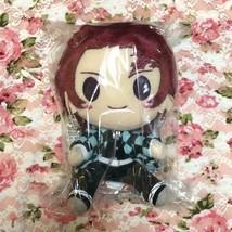 Demon Slayer: Kimetsu No Yaiba Plush Doll Stuffed Tanjiro Kamado New Jap... - $59.76
