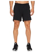 "Adidas Men's Running Response Shorts, Black/ Gold Metallic Large 7"" - $29.99"