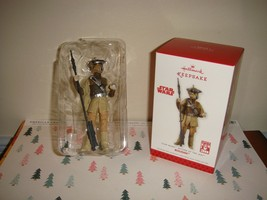 Hallmark 2013 Boushh Star Wars Return Of The Jedi Limited Edition Ornament - $33.99