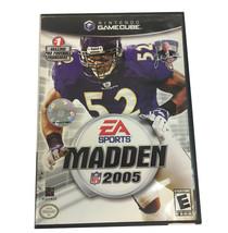Nintendo Game Madden 2005 - $5.09