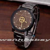 KEVIN New Design Women Watches Fashion Black Round Dial Stainless Steel ... - $37.90+
