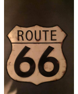 """Route 66"" Wall Sign - $28.99"