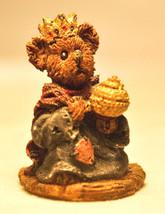 Boyds Town Village - Casper - Miniature Figure - $8.61