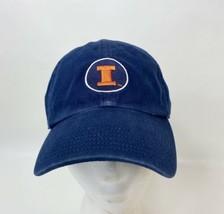 Nike Team University of Illinois OSFA Strapback Hat Blue   - £11.31 GBP
