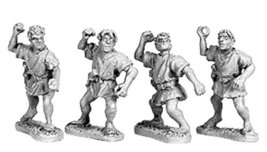 Xyston 15mm: Roman Rorarii / Leves (8)