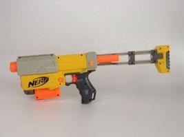 Nerf Gun N-Strike Recon CS-6 w/ Collapsible Stock Clip & Darts - £25.53 GBP