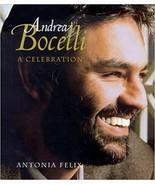 Andrea Bocelli: A Celebration Hardcover – December 10, 1999 by Antonia F... - $9.99