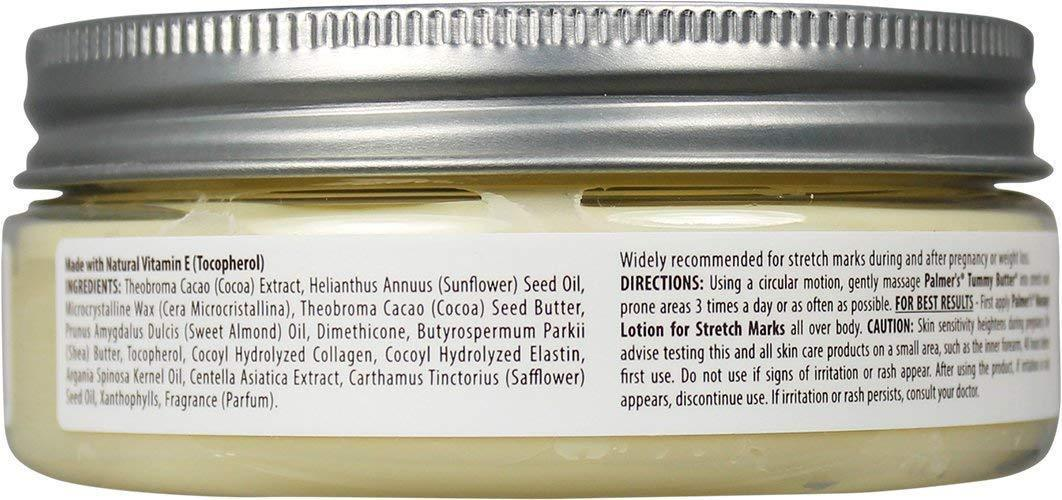 Primary image for Palmers Cocoa Butter Formula Tummy Butter for Stretch Marks with Vitamin E 125gm