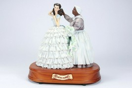 Gone With The Wind San Francisco Music Box Co. SCARLETT O'Hara & MAMMY - $86.89
