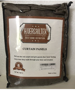 H.VERSAILTEX Linen Curtains. 52 by 96 Inch - Taupe Gray (1 Panel) - $18.81