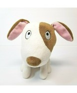 Hallmark Puppy Dog Plush Stuffed Animal Card Holder Barks Growls 2012 Works - $13.63