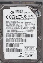 Hitachi HTS542512K9A300 120 GB 2.5 9.5mm 5400RPM SATA HDD