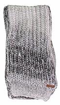 Bench Donna 100% Acrilico Grigio Bianco Sabbia Horal Cavo Maglia Inverno Sciarpa