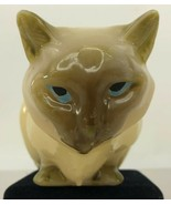 Vintage Mid Century Cat Ready to Pounce Solid Wax Candle - $29.69