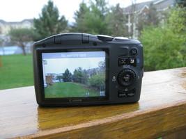 Canon PowerShot SX130 IS 12.1MP Digital Camera w/12x Zoom - $24.00