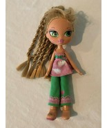 Bratz Kidz Kid Girlz Girl Chloe Doll Blonde Hair Original Clothes and To... - $29.99