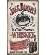 Jack Daniels Old Time Tennessee Whiskey Magnet - $7.99