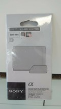 New Original Screen Protector PCK-LM14 for Sony SLT-A99 Camera - Transpa... - $24.75