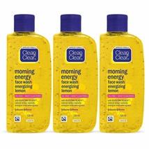 Clean & Clear Morning Energy Facewash, Lemon, 100ml (Pack Of 2) - $31.33