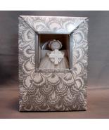 Margaret Furlong 1988 Cross Shell Angel Ornament NIB - $14.99
