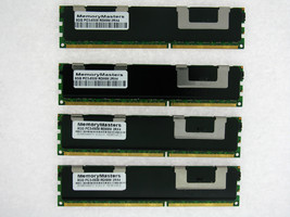 32GB (4X8GB) Compat To 516423-B21, A3116521, N8402-040 Tested - $227.70