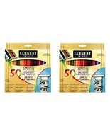 Sargent Art Colored Pencils (50 Count (2 Pack)) - $13.49