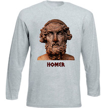 Homer - New Cotton Grey Tshirt - $20.75