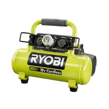 18-Volt ONE+ Cordless 1 Gal. Portable Air Compressor (Tool-Only) - $143.96