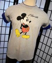 Velva Sheen Mickey Mouse Disney tee shirt adult large l - $19.95