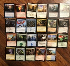 Lot of 23 MTG cards Magic The Gathering Deckmaster - $11.88
