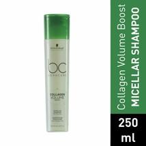 250ML Schwarzkopf Professional Bc Collagen Volume Boost Micellar Shampoo - $28.74
