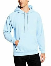 Hanes Branded Printwear Mens Pullover EcoSmart Fleece Hooded Sweatshirt ... - $17.05