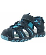 Apakowa Kid's Boy's Soft Sole Close Toe Sport Beach Sandals size 13 - $34.65