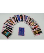 All My Children TV Series 72 Trading Cards Set 1991 Star Pics NEAR MINT - $2.99
