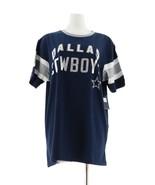 NFL Dallas Uomo Tripla Play Illustrato Top a Maniche Corte Cowboy XL Nuovo - $27.46