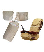 Original massage pillow back cushion upholstery seat cover pedicure spa ... - $260.90