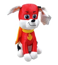 Paw Patrol Soft Plush Toy 10inch Super Pup Marshall - $12.00