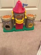 Fisher Price Little People Kingdom Castle - $19.41