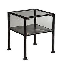 Southern Enterprises - CK8862 - Terrarium End Table Ck8862 New - $179.98