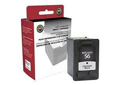 Inksters Remanufactured Black Ink Cartridge Repalcement for HP C6656AN (HP 56) - $19.36