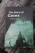 The Story Of Caves by Dorothy Sterling 1966 Scholastic Vintage Book - $9.90