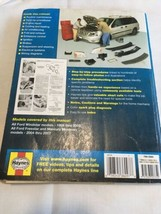 Haynes Publications 36097 Repair Manual 1995 - 2007 Ford Windstar & Free... - $20.40