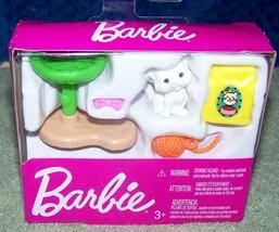 Barbie KITTEN & Mini Accessory Pack New - $5.45