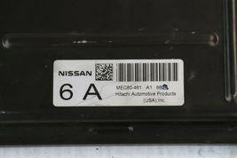 06 Nissan Pathfinder ECU ECM Computer BCM Ignition Switch W/ Key MEC80-461-A1 image 3
