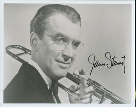 James Stewart signed Glenn Miller Story photo. NICE !~! - $66.95