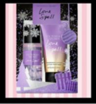 Victoria's Secret Love Spell Fragrance Body Mist & Lotion 2 pc Holiday G... - $20.00