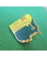 1997 MASTERS Tournament National Golf Augusta Commemorative pinback Pin ... - $69.99