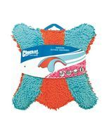 "Petmate Chuckit Indoor Squirrel Dog Toy Medium Orange/Blue 3"" x 8.5"" x 9"" - $10.99"